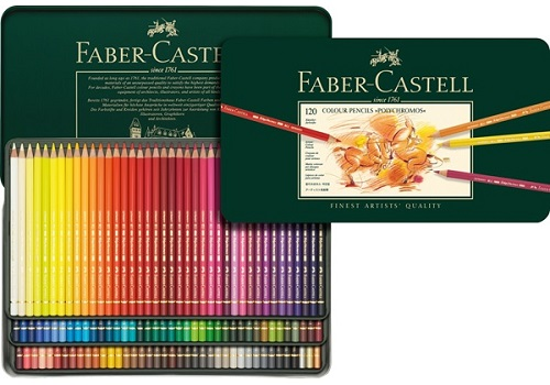 Faber Castell Polychromos Colored Pencils